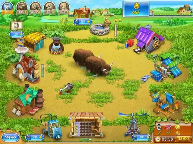 Звериная ферма в контакте есть одной из удачных флеш игр. . Вы